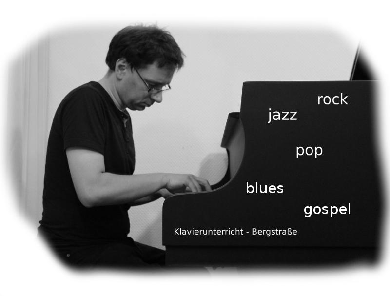 Klavierlehrer Darmstadt