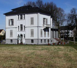 Büchnervilla in Pfungstadt