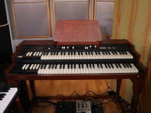 Hammondorgel Unterricht