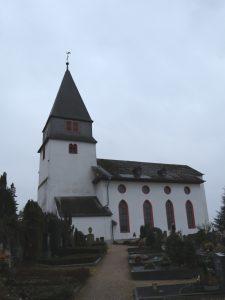 Klavierunterricht Seeheim-Jugenheim Laurentiuskirche