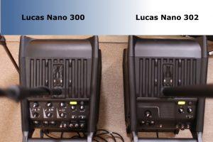 Lucas Nano 300, Lucas Nano 302