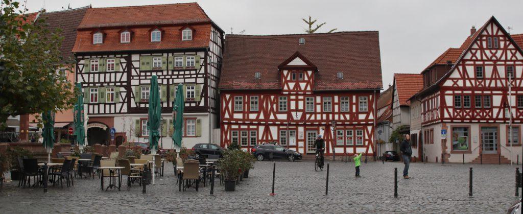 Klavierunterricht Gross Umstadt Marktplatz