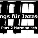 Jazzendings harmonisch