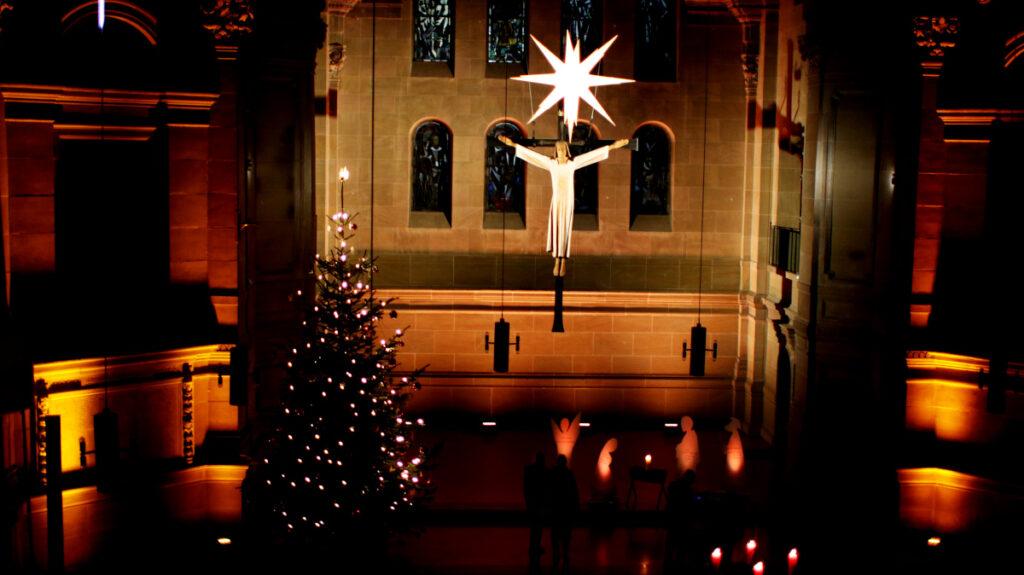 Weihnachten Klavier in der Christuskirche